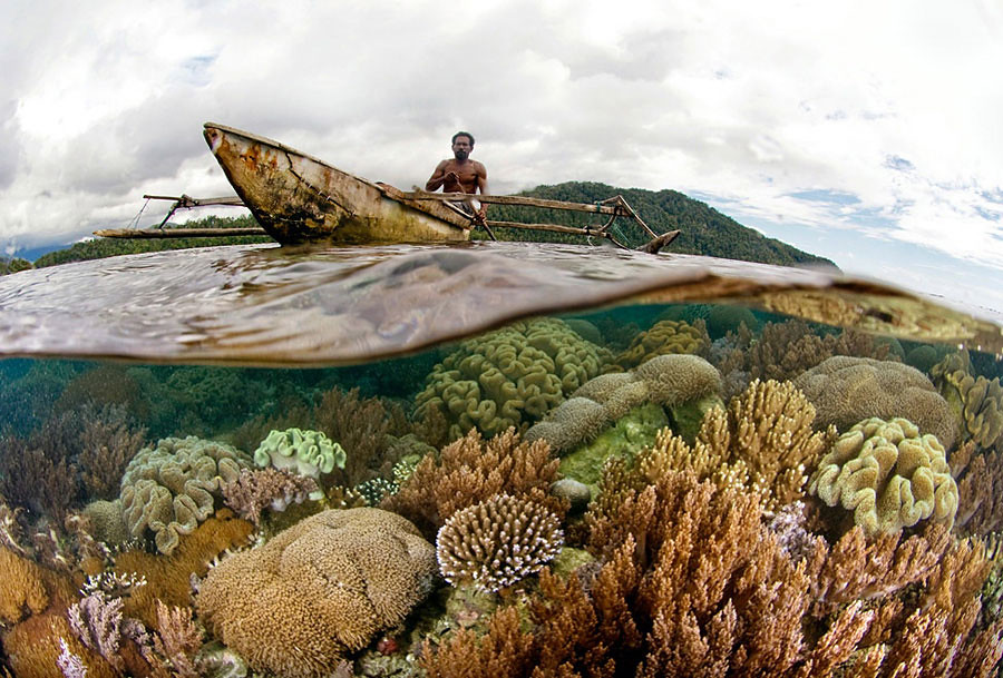 17. rajaampat islands via Conservation International: photo by Sterling Zumbrunn