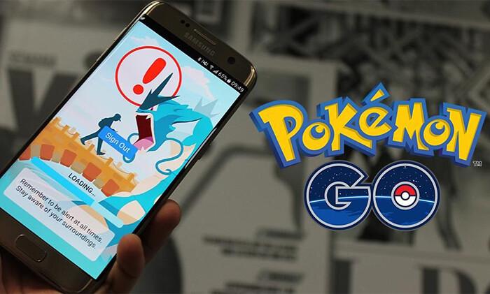 Lançamento de Pokémon Go é paralisado mundialmente