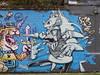 Sepr graffiti, Shoreditch