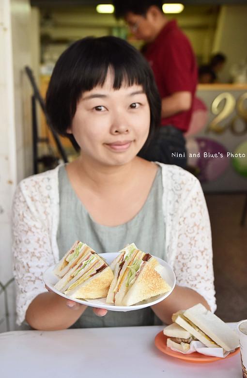 台中中華夜市28早午餐咖啡07