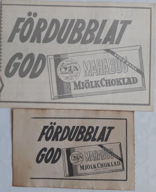 1958 verso