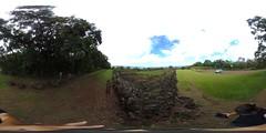 Pu'u o Mahuka Heiau - a 360 degree Equirectangular VR