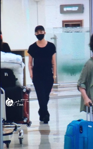 Big Bang - Gimpo Airport - 23aug2015 - GD Fan - 01