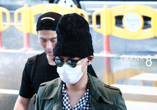Big Bang - Incheon Airport - 26jul2015 - GDREIRA - 20