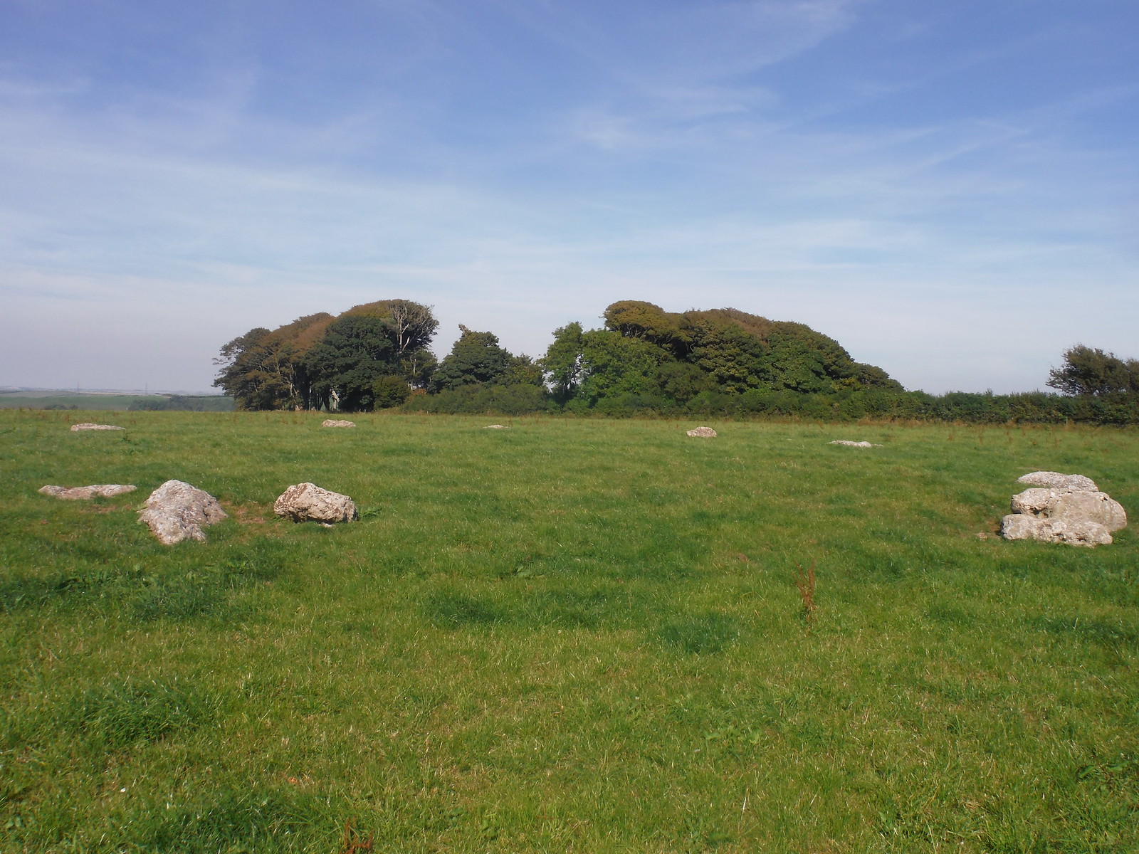 Kingston Russell Stone Circle SWC Walk 275 Dorchester South Circular or to Portesham (Extension)