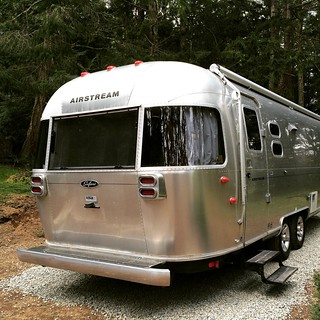Airstream # 2 - Safari SE 27FB