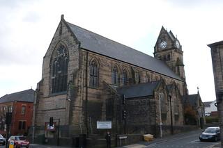 St Cuthbert, Darwen