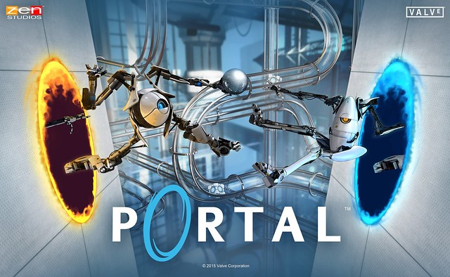Zen Pinball 2 and Portal