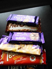 advertising(0.0), chocolate bar(1.0), confectionery(1.0), food(1.0), chocolate(1.0), snack food(1.0),