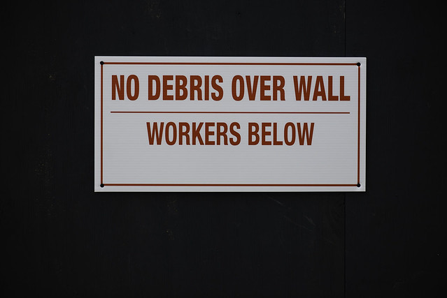 WORKERS BELOW