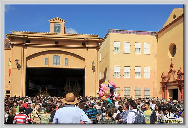 10 Semana Santa en Málaga. Cristo de Mena y Legionarios