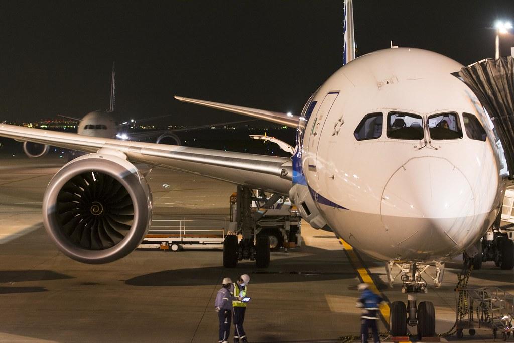 ANA - Boeing 787