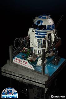 Sideshow Collectibles【R2-ME2 設計作品】2015 年星際大戰慶祝活動 PART:2
