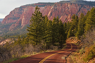 The Zion Road Less Traveled