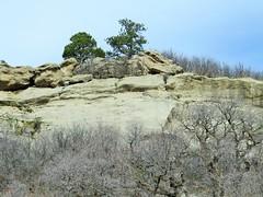 Memorial On a Rock