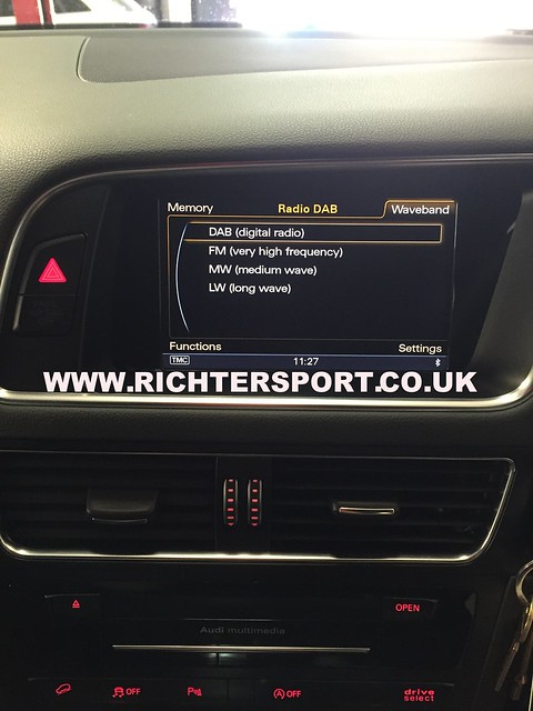 Audi A4 A5 Q5 Oem Dab Install Radio Based Vehicles