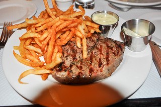 Balthazar Bar Steak