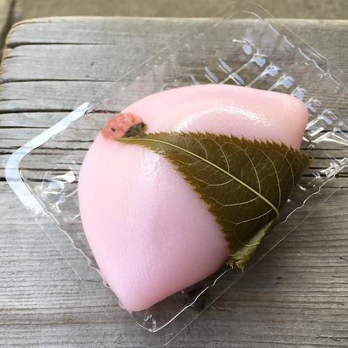 満開餅(しあわせ餅)