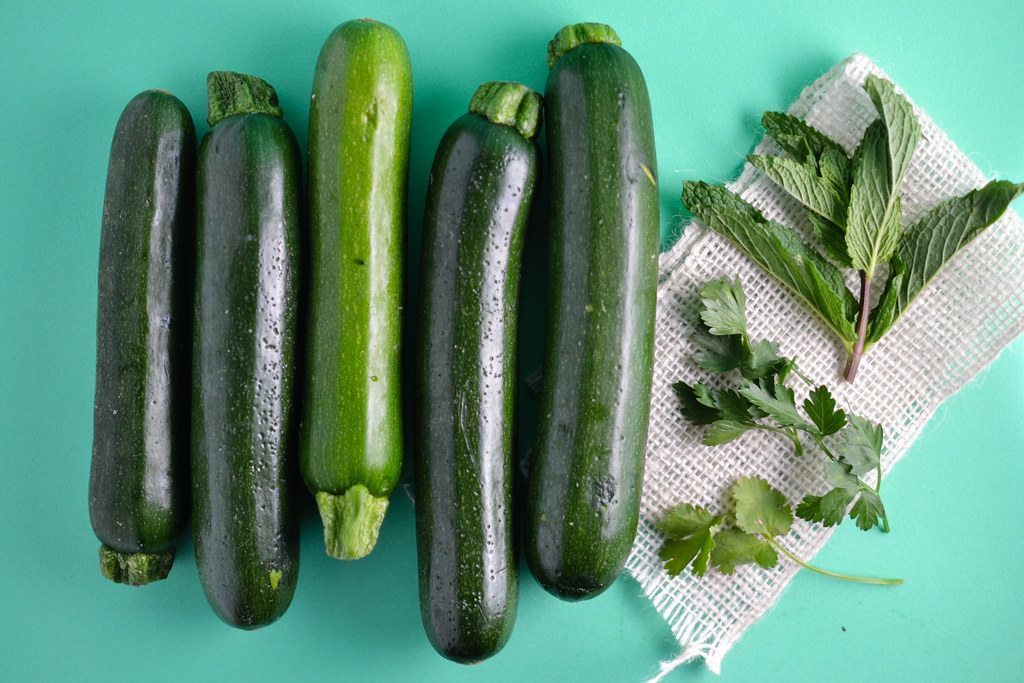 Zucchini Gazpacho | Things I Made Today