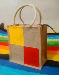 Aesthetic Jute Bag