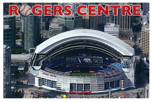 Toronto - Rogers Centre 2
