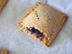 Triple Berry Pie Pockets