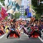 The Parade 提供:YOSAKOIソーラン祭り組織委員会