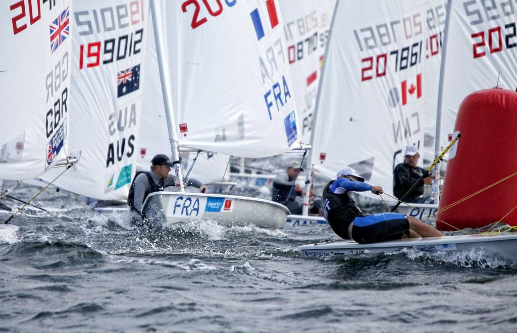 Test-Event Rio 2015 - Jean Baptiste Bernaz_Copyright C. Launay-FFVoile