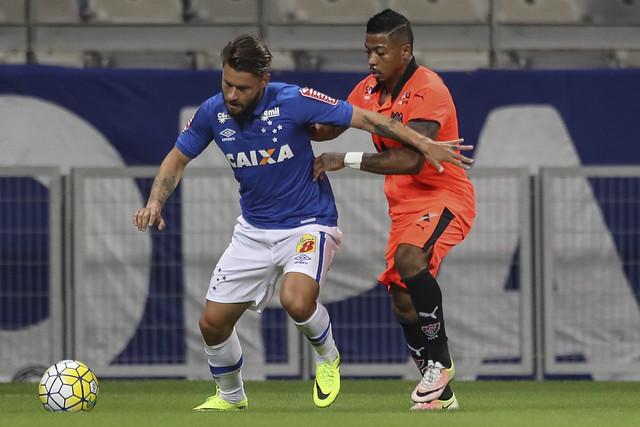 Copa do Brasil 2016 - 20/07/2016 - Cruzeiro x Vitoria