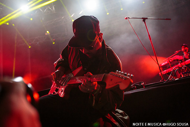 Unknown Mortal Orchestra - Vodafone Paredes de Coura '16