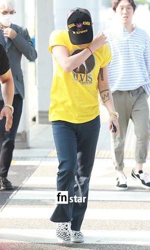Big Bang - Incheon Airport - 07aug2015 - fnstar - 03
