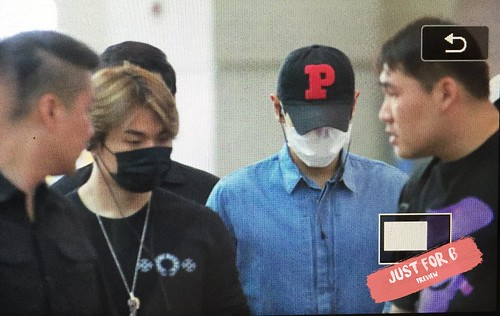 BIGBANG Departure Seoul Incheon to Foshan 2016-06-10 (49)
