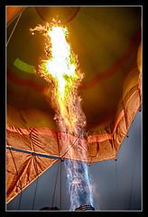 Jaipur IND -  being prepared balloon trip 02