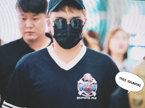 Big Bang - Incheon Airport - 05jun2016 - THIS_SEUNGRI - 03