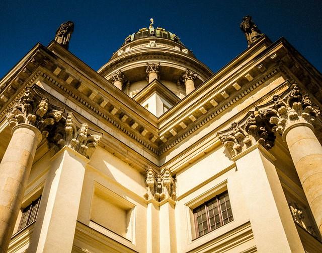 Der Französische Dom in Berlin