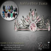Nahla Elite Tiara- Metals & Gem Changing X2