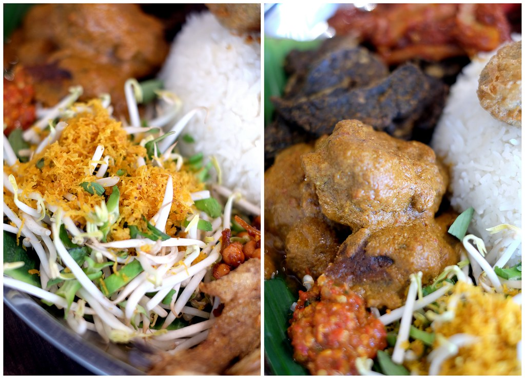 More Close Up On Ambeng Cafe by Ummi Abdullah's Nasi Ambeng