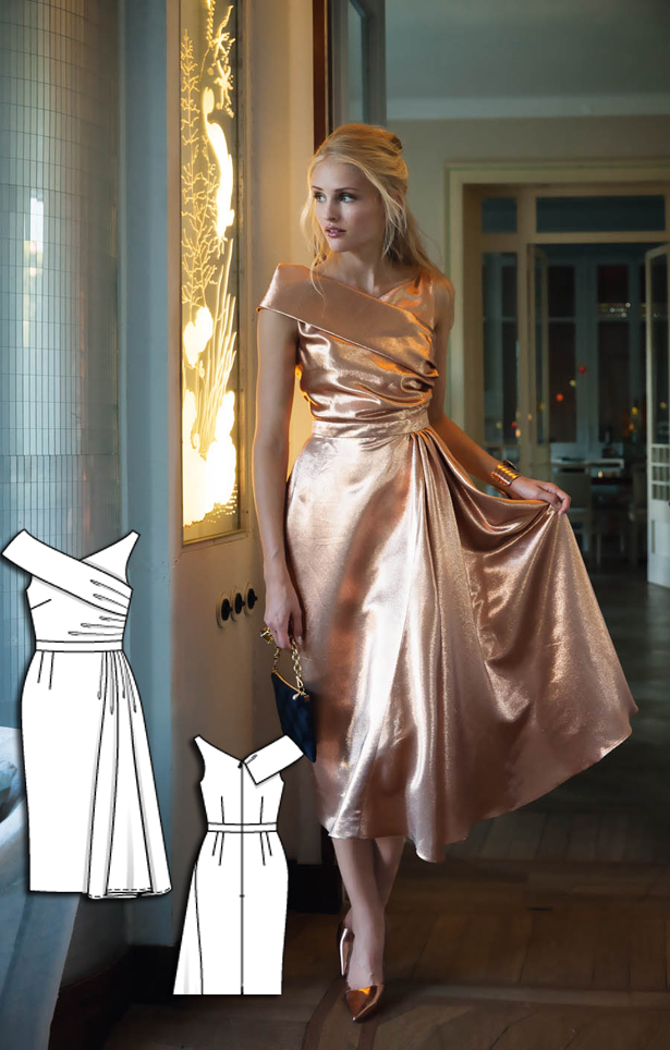 10 Sofia Dress