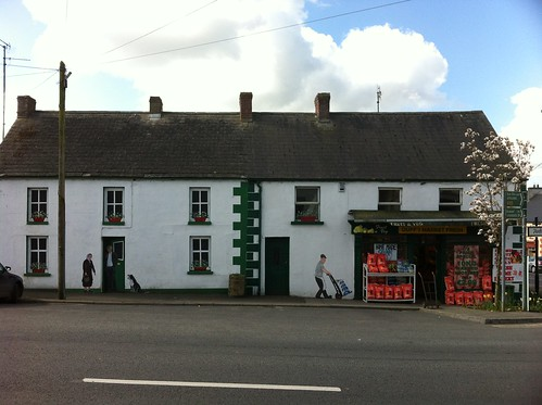 2012 Ballinagh: Cycle Cavan to Dublin