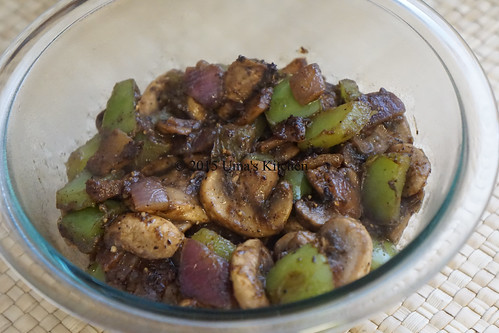 Mushroom pepper fry 6