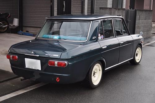 1967 NISSAN BLUEBIRD 1300SS