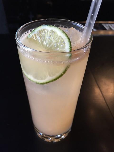 Paloma cocktail - Laszlo
