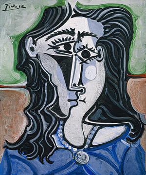 pablo Picasso - Face