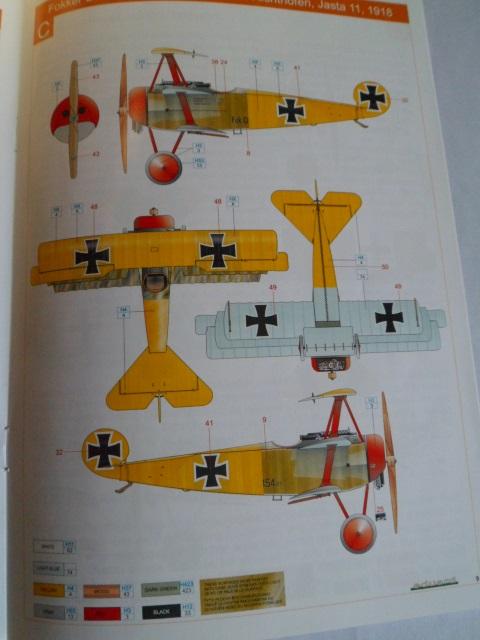 Ouvre-boîte Fokker DR.I  [Eduard 1/72] 17050477578_a250d41f08_o