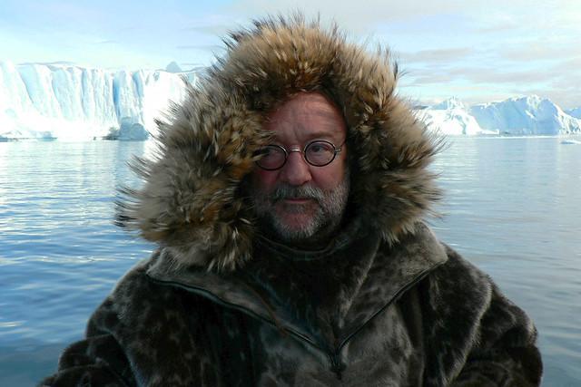 Christoph Marthaler in Greenland © Anna Viebrock, 2010