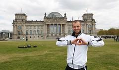 """Das """"Team Deutschland"""" im Deutschen Bundestag"""