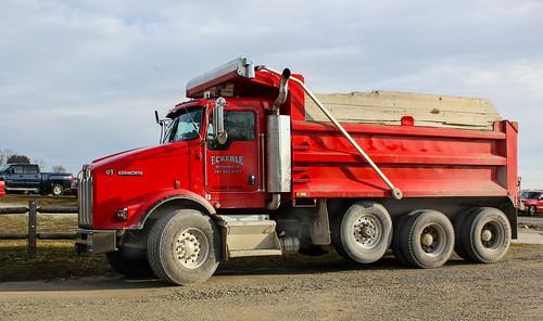 Eckerle's Kenworth Dump Truck - Tipper