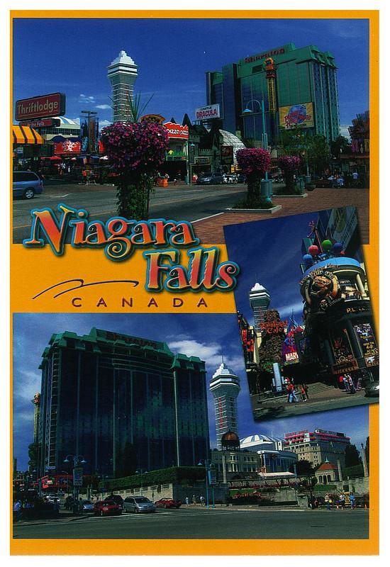 Canada - Niagara Falls city