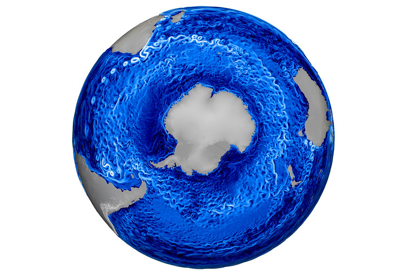 Picture of the Week: Modeling a small, blue planet