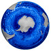 Modeling a small, blue planet